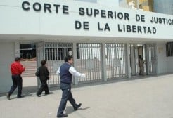 Corte Superior de Justicia de La Libertad