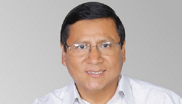 CANDIDATO DE LA ESPERANZA DR. JORGE APOLITANO