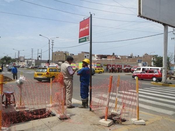 Cuatro intersecciones de la ciudad son semaforizadas por la MPT
