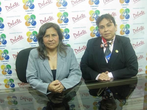 Dra Mirtha Fernández juramentará como decana de psicólogos liberteños