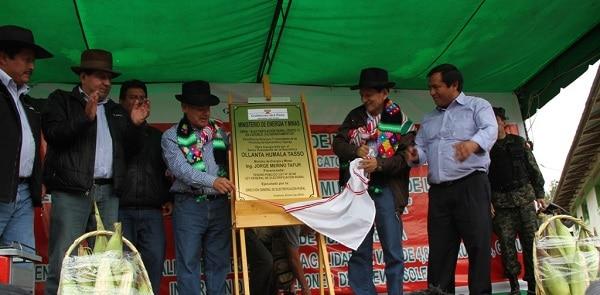 OBRAS DE ELECTRIFICACIÓN RURAL BENEFICIAN A 77 LOCALIDADES DE HUANCAVELICA