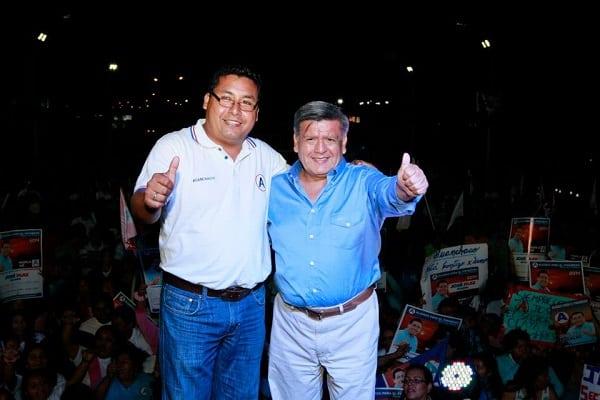 APP también ganó alcaldías en Loreto Junín Puno e Ica