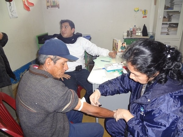 Alistan campaña gratuita de despistaje de cáncer en Otuzco