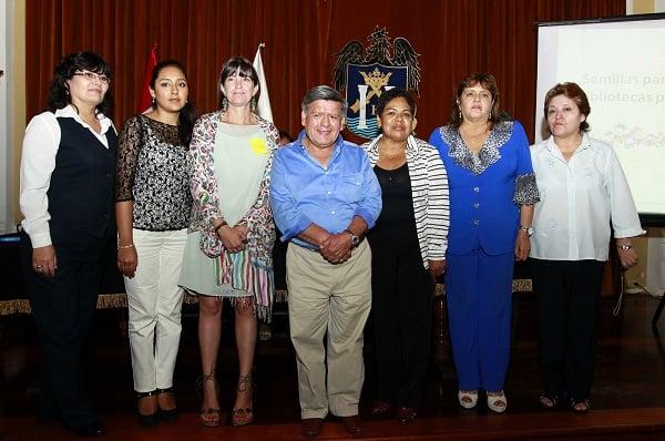 Bibliotecas públicas de Trujillo serán equipadas y su personal capacitado