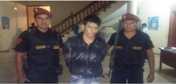 Capturan 4 sicarios en Paiján