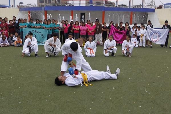 Cinco mil niños participaron en el I Ciclo de Escuelas Deportivas Municipales