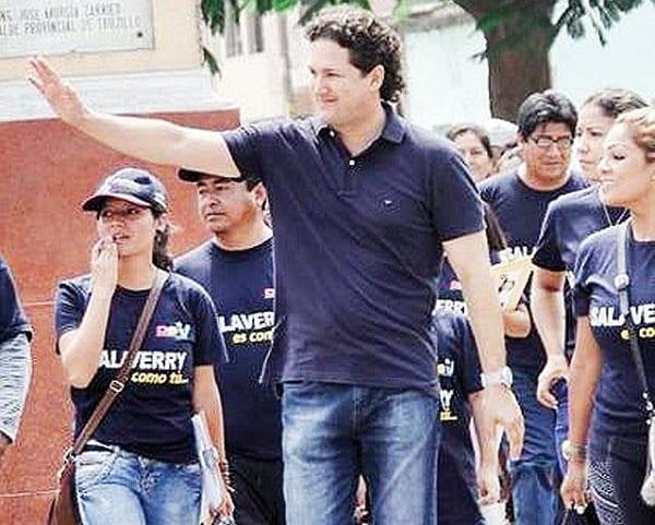 Daniel Salaverry postularía por el fujimorismo a Trujillo