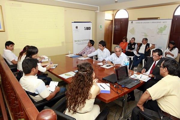 Elaborarán Plan de Asistencia Técnica en Gestión de Riesgo de Desastres y Ordenamiento Territorial