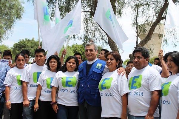En Cartavio juramentó directiva del Movimiento Regional para el Desarrollo con Seguridad y Honradez