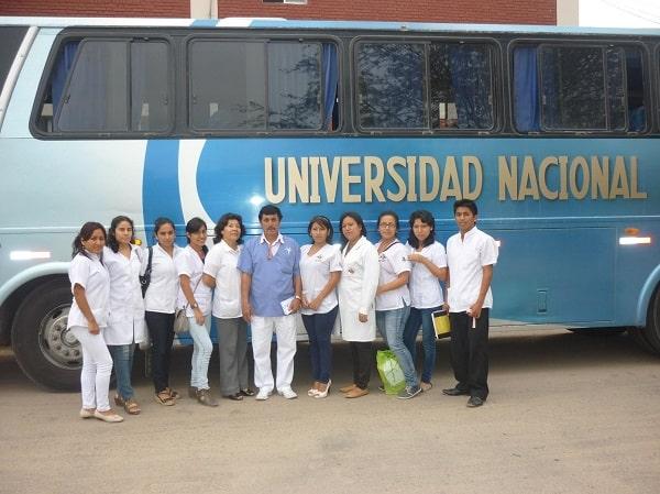 Laboratorio Bioquímica UNT realizó campaña en Las Lomas de Huanchaco