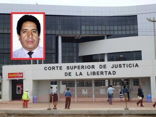 ODECMA interviene a dos jueces liberteños