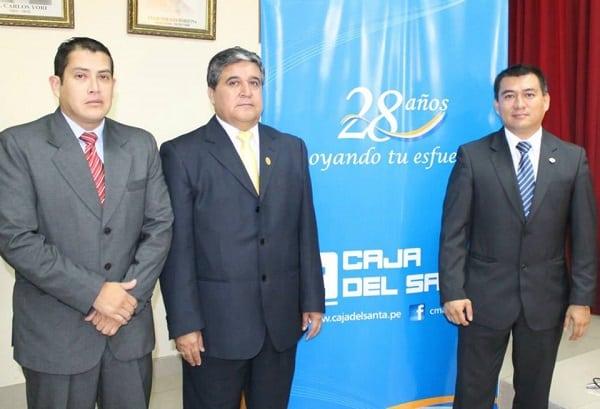 Oficina de Caja del Santa en Trujillo celebra XXVIII aniversario de creación institucional