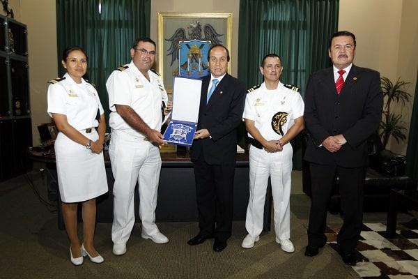 Público podrá visitar naves de la Marina de Guerra el sábado y domingo en Salaverry