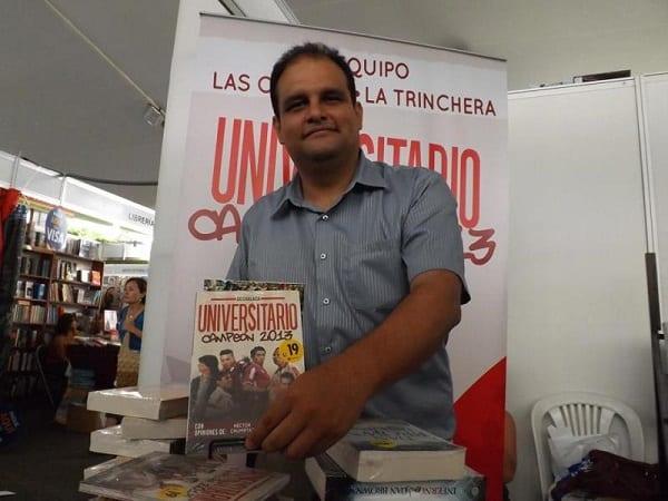 Presentaron libro Universitario Campeón 2013