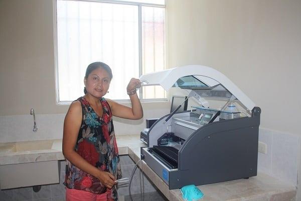 UNT contará con un laboratorio de diagnóstico rápido de TBC