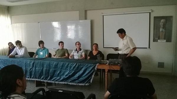 UNT sede de primera escuela de verano peruano alemana en matemática