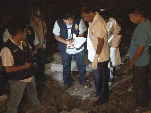 sicarios asesinan de seis disparos a comerciante