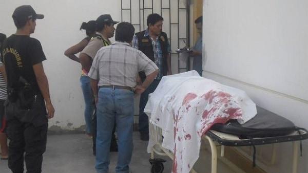 Asesinan a trabajador agrícola delante de sus compañeros