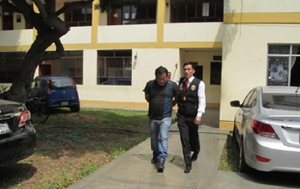 Cae presunto delincuente acusado de robar 20 mil soles