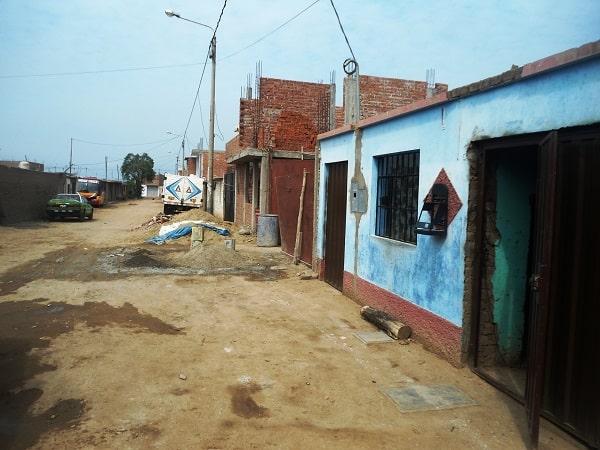Cien familias de calle Libertad y trujillo se beneficiaron con red de agua potable