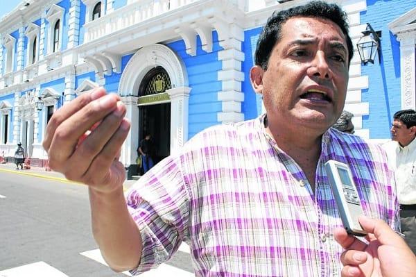 Denuncian a apristas Roger Obeso y Juan Julio Luján