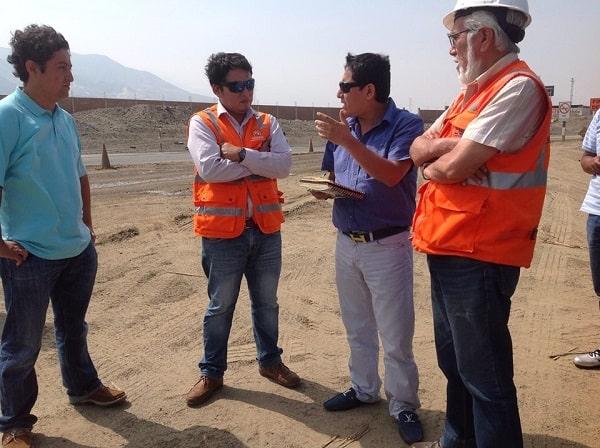 Elías Rodríguez fiscalizó construcción de II Calzada de Carretera Panamericana Norte Autopista del Sol tramo San Pedro de Lloc Trujillo