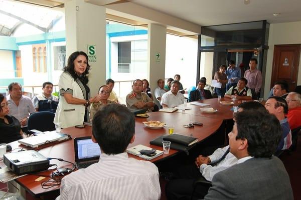 Exhortan al Poder Judicial a acudir a sesiones del Coprosec
