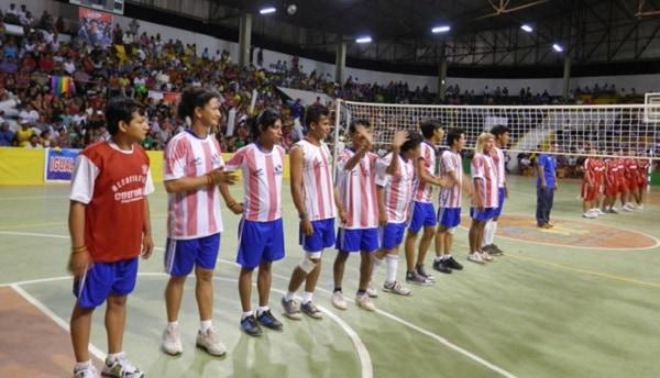 I Campeonato de Vóley Masculino Siempre Amigos organiza MDL