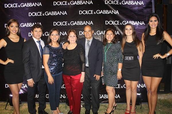 Lorenty celebra aniversario con Dolce  Gabanna