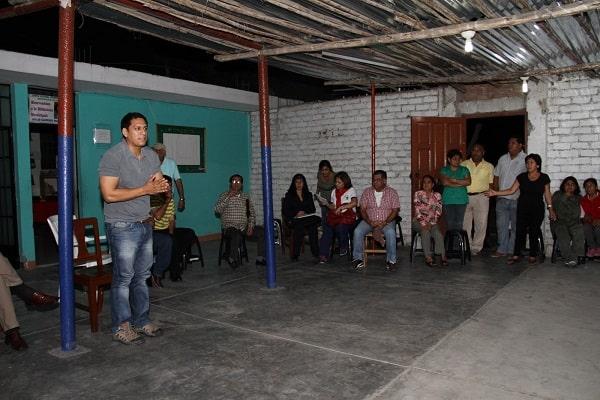 MPT atiende problemática vecinal en Los Pinos