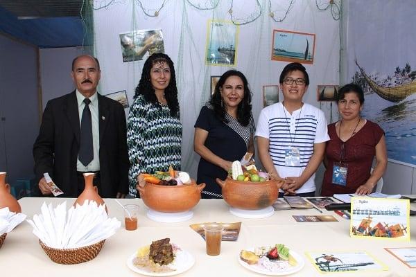 Primer día de la Feria Culinaria recibió más de 2 mil visitantes