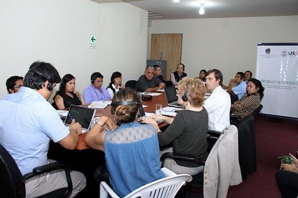 Programa CRIS y MPT buscan soluciones frente al cambio climático
