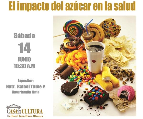 NP CEGEN organiza conferencia sobre el impacto del azúcar en la salud