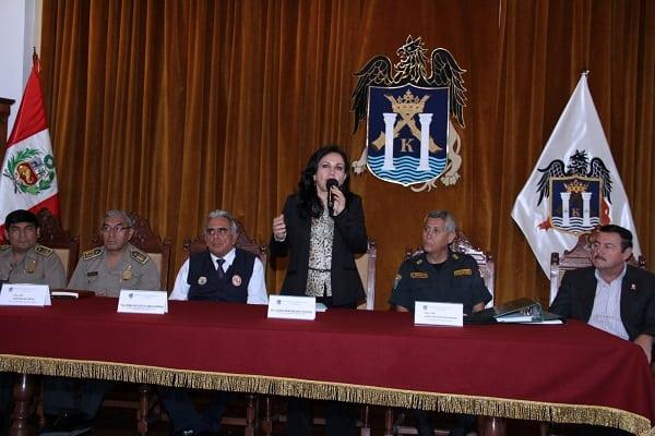Ante delincuencia urge la prevención comunitaria dijo alcaldesa Montenegro