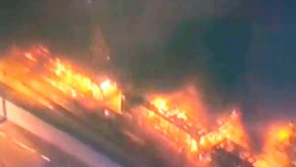 Autobuses-son-quemados-en-Brasil-tras-dolorosa-eliminación-del-Mundial