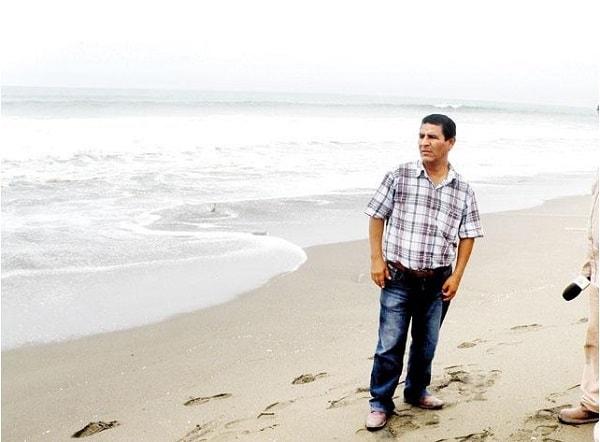 Carlos Vásquez culpa a Murgia de difícil situación que pasan damnificados