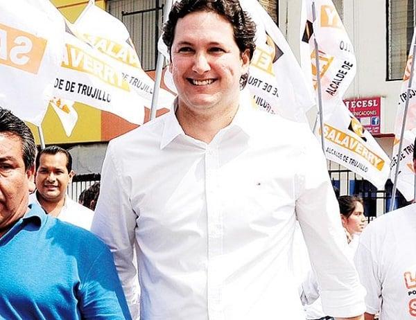 Daniel Salaverry no descarta reducir personal en MPT si gana elecciones
