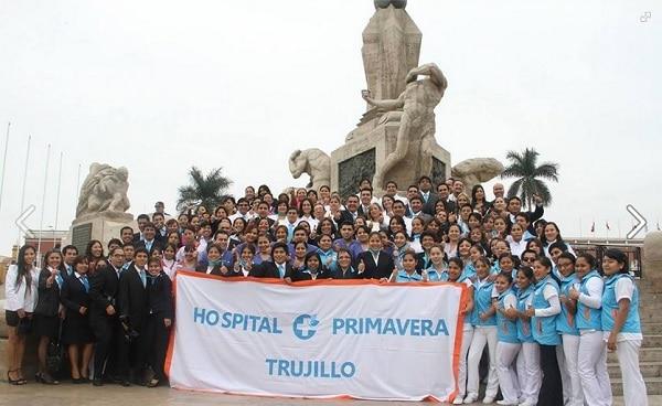 HOSPITAL PRIMAVERA CELEBRA SEGUNDO ANIVERSARIO