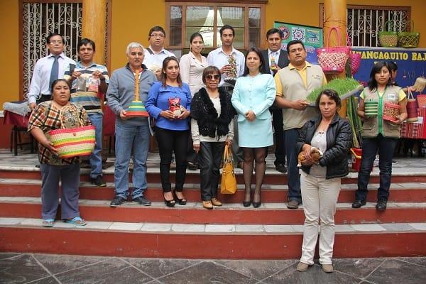 Mypes de Chepén promocionaron sus productos en Trujillo