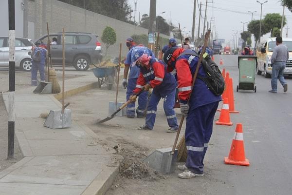 Recogieron 75 toneladas de basura en sectores críticos de la ciudad