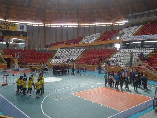 Respuesta positiva ante simulacro de sismo en las actividades deportivas de los Juegos Escolares en la región