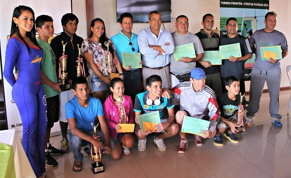 Torneo Nacional de Frontón