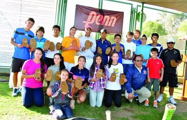 Trujillano gana en categoría 14 años del Open Cosat