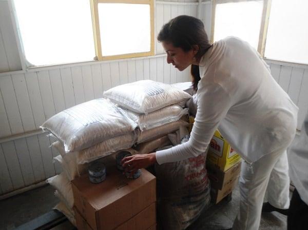 Alimentos para dos meses recibieron 643 pacientes en tratamiento de TBC