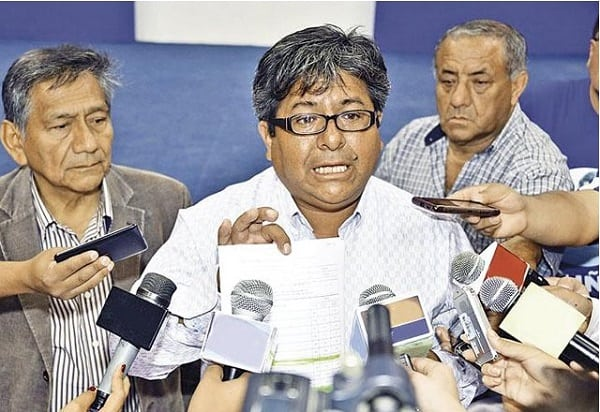 Aquino El Apra gobernará municipalidad de Trujillo y Elidio será su marioneta