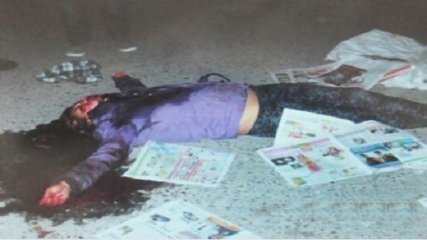 Asesinan de 4 balazos a chica de 22 años
