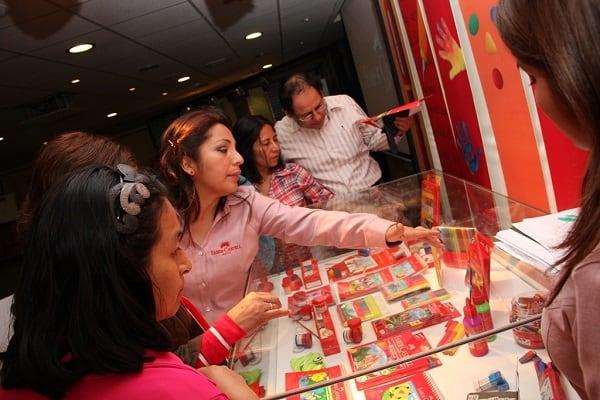 """Faber-Castell presenta nuevos productos en  """"Campaña Escolar 2015"""" a nivel nacional"""