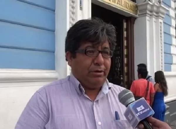 Hernán Aquino lamenta acusaciones del partido aprista