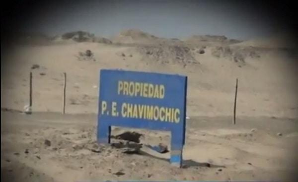 Informe de Contacto Chavimochic pierde 16 mil hectáreas