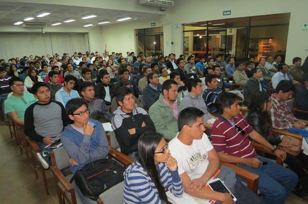Inician Semana de Ingeniería Civil
